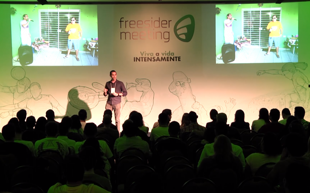 Palestra Gatilhos Comportamentais – Freesider Meeting 2017